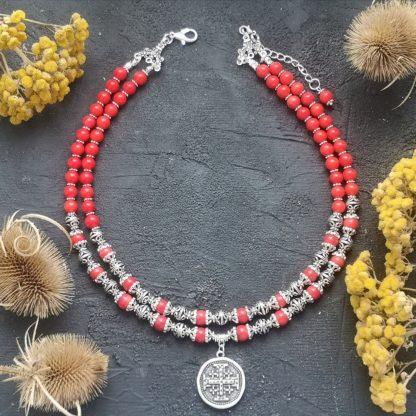 Коралі Красна панна фото 3