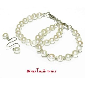 Купити прикраси із перлів. Купити перли