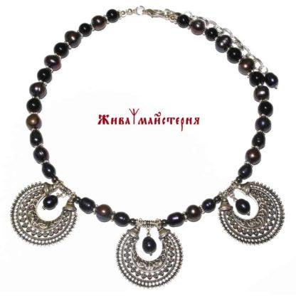Купити намисто із натуральних перлин