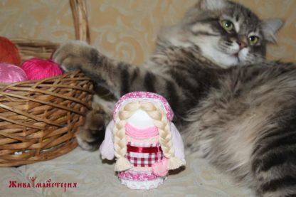 Лялька- мотанка Суничка 1