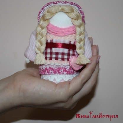 Лялька- мотанка Суничка