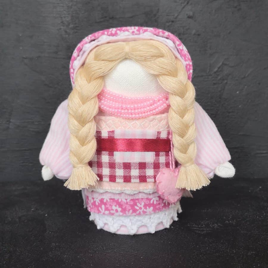 Купити ляльку-мотанку. Лялька-мотанка - домашній оберіг