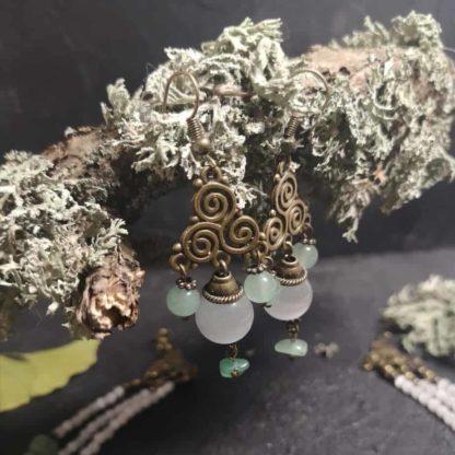 Сережки Говерла фото 1