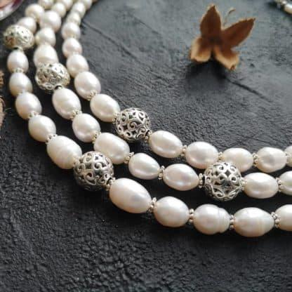Намисто з перлів Ідилія фото 2